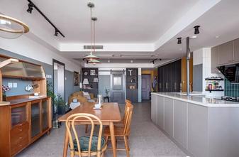 100平米田园风格厨房装修效果图