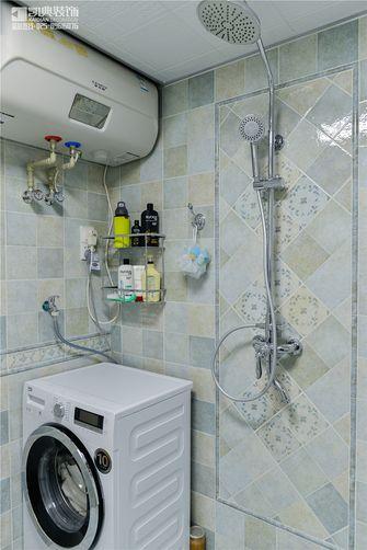 90平米欧式风格卫生间浴室柜欣赏图