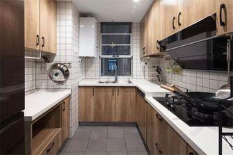 100平米三日式风格厨房效果图