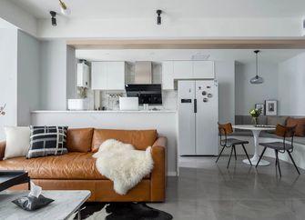 60平米一室一厅欧式风格客厅效果图