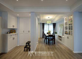 富裕型110平米三室两厅美式风格走廊欣赏图