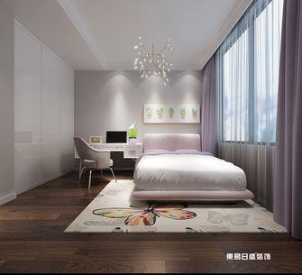 140平米四室两厅中式风格儿童房效果图