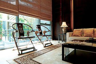 140平米别墅中式风格健身室设计图