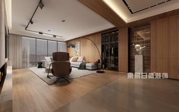 140平米四室四厅混搭风格客厅设计图