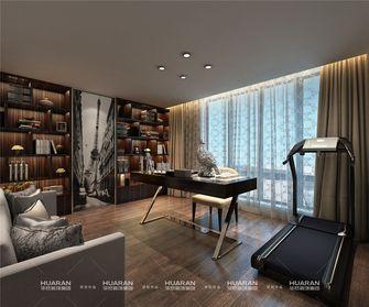 140平米四其他风格书房装修图片大全