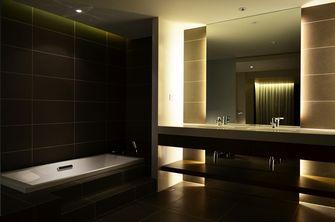 60平米复式现代简约风格卫生间装修效果图