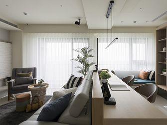80平米欧式风格客厅沙发图