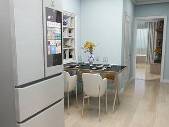 60平米一室一厅欧式风格餐厅效果图