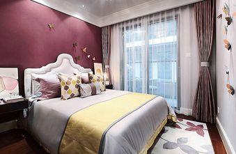 110平米三室一厅新古典风格儿童房装修图片大全
