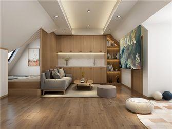 140平米别墅日式风格阁楼装修案例