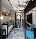 120平米四新古典风格客厅设计图