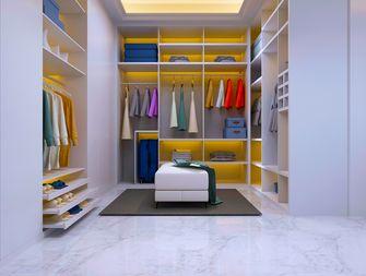 130平米三室两厅其他风格衣帽间装修效果图