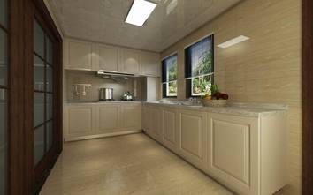 140平米别墅混搭风格厨房装修案例