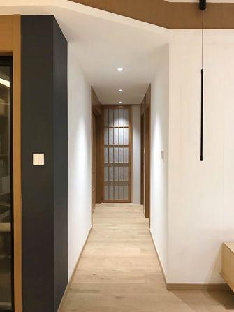 80平米三室两厅日式风格走廊效果图