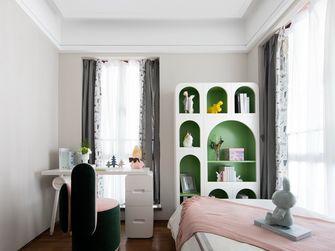 140平米三室两厅混搭风格儿童房图片