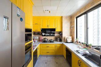 英伦风格厨房图片大全