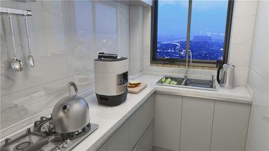 50平米现代简约风格厨房装修效果图