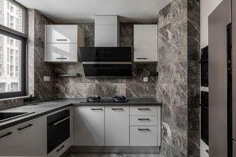 130平米三美式风格厨房装修案例