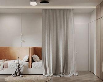 60平米现代简约风格儿童房图片