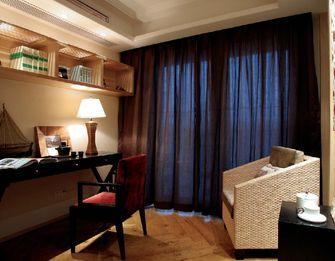 10-15万140平米四室一厅东南亚风格书房图片