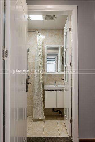 110平米三室两厅美式风格卫生间图片大全