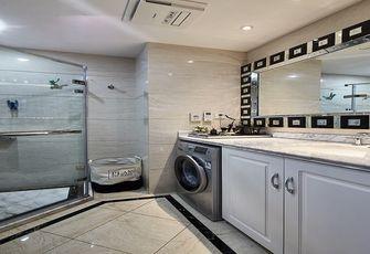 130平米三室两厅地中海风格厨房装修图片大全