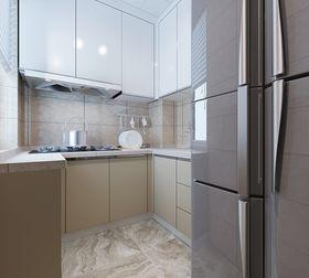 50平米小户型现代简约风格厨房装修案例