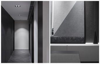 140平米三室两厅现代简约风格玄关装修案例