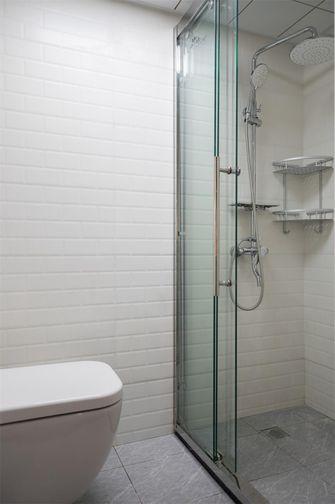 40平米小户型北欧风格卫生间设计图