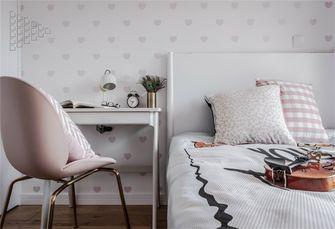 80平米三室两厅宜家风格卧室设计图