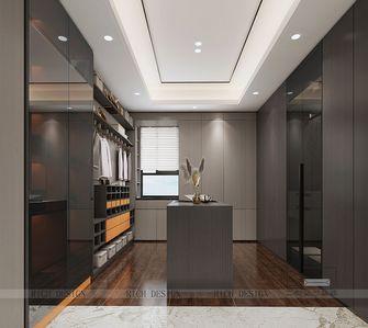 140平米三室一厅现代简约风格衣帽间效果图