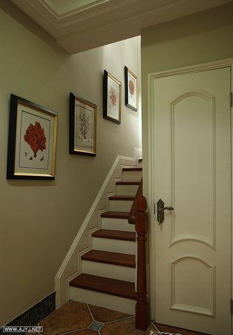 10-15万140平米复式混搭风格楼梯设计图