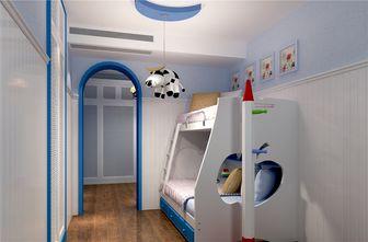 豪华型140平米四室三厅地中海风格卧室欣赏图
