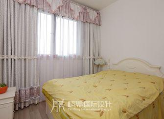 10-15万100平米三室两厅田园风格卧室图片大全