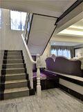 140平米别墅北欧风格楼梯欣赏图