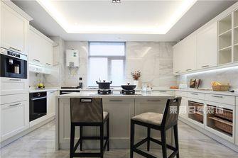 140平米复式中式风格厨房图
