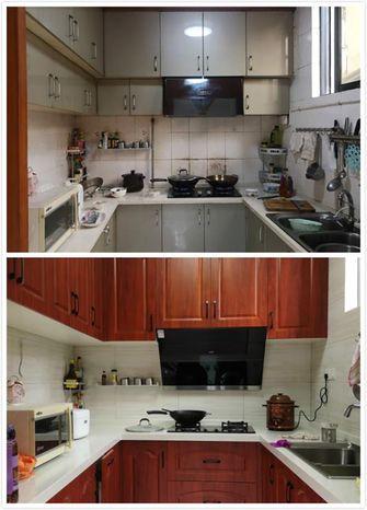 140平米复式宜家风格厨房效果图