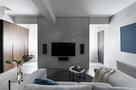 60平米一居室现代简约风格客厅图片