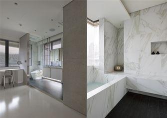 90平米一室一厅现代简约风格卫生间图