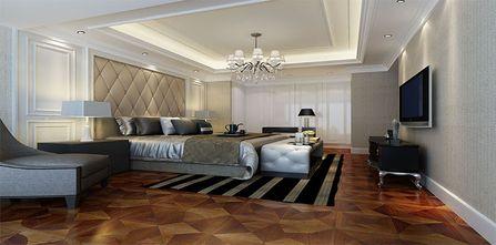 140平米三室三厅新古典风格卧室装修图片大全