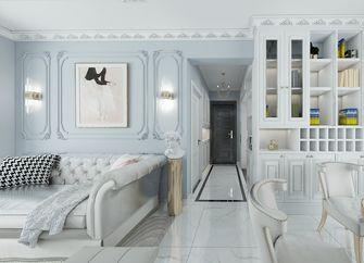120平米四室两厅法式风格客厅欣赏图