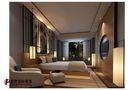 140平米四室四厅中式风格卧室欣赏图
