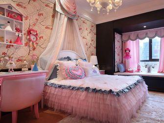 10-15万120平米东南亚风格儿童房图片大全