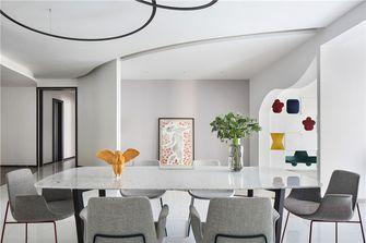 5-10万110平米三室两厅北欧风格餐厅图