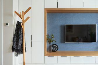 5-10万60平米一室一厅日式风格客厅装修案例