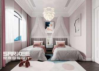 20万以上140平米别墅法式风格儿童房装修案例