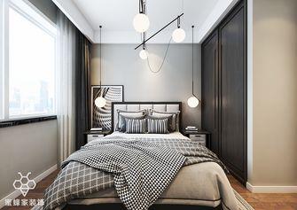 140平米四室四厅现代简约风格卧室图片大全