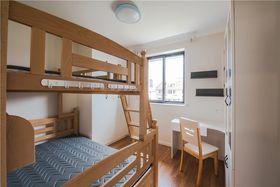 50平米北欧风格儿童房装修图片大全