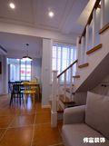 富裕型90平米复式北欧风格楼梯装修案例