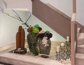 140平米复式新古典风格楼梯间效果图